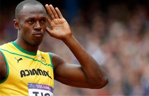 Wo kommt jetzt Usain Bolt gleich wieder her?
