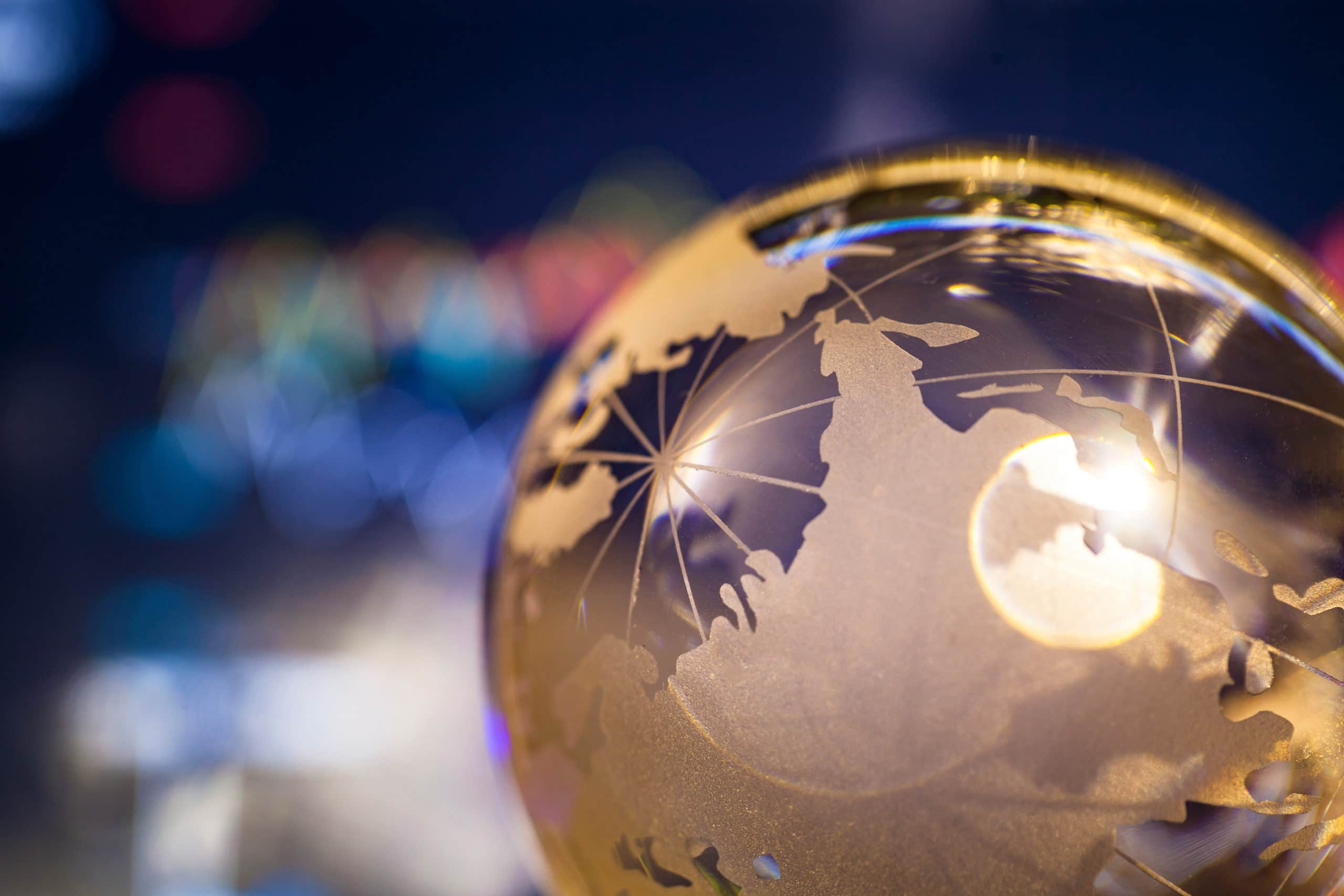 Increasing international business  with translation services